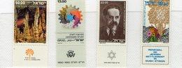 1980   DIVERS  N°   750 / 3    NEUF  TAB  COTE  10,05  EURO - Israel
