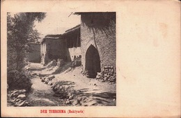 2 Cartes - Asie - Iran - Baktyaris - Dos Non Divisés - SC72-1 -  R/v - Iran