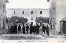 06 - ANTIBES - Caserne Gazan - Antibes