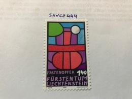 Liechtenstein Religion 1986 Mnh - Liechtenstein
