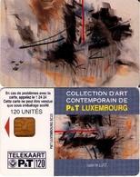 TARJETA TELEFONICA DE LUXEMBURGO. SC22 (048) - Luxembourg