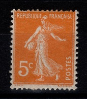 Semeuse YV 158 N* (forte) - France