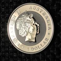 Australia 1 Dollar 2014 Koala - Silver - Decimal Coinage (1966-...)