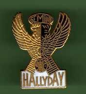 JOHNNY HALLYDAY *** GEMINI 1991 ***  A004 - Celebrities