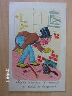 Chut ! Ce N'est Pas Le Moment De Réveiller La Bourgeoise - Other Illustrators