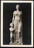 5723 - Alte Foto Ansichtskarte - Skuptur - Adolf Abel - Plastik - Stöckel - Sculptures