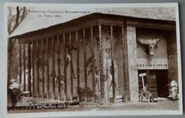 Colonial Exhibition Paris 1931 8Z8 Cameroon Pavilion International - Cameroon