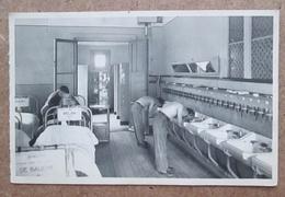 (J845) - Disterweg's Schoolkolonie Te Heide - Een Hoekje Van De Grote Jongensslaapzaal - Kalmthout