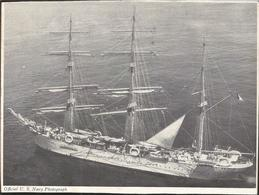 L) 1943 USA, MARINA OF THE UNITED STATES, NAVY, BOAT, SHIP, POSTCARD - United States