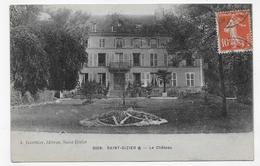 SAINT DIZIER EN 1918 - N° 3008 - LE CHATEAU - CPA VOYAGEE - Saint Dizier