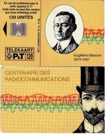 TARJETA TELEFONICA DE LUXEMBURGO. TS10 (025) MARCONI - Luxembourg