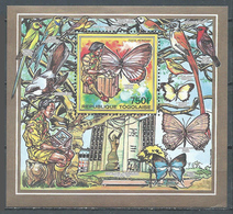 Togo Bloc-feuillet YT N°280 Scoutisme Et Papillons Neuf ** - Togo (1960-...)