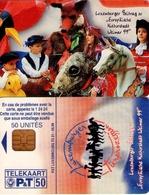 TARJETA TELEFONICA DE LUXEMBURGO. TS21 (039) - Luxembourg
