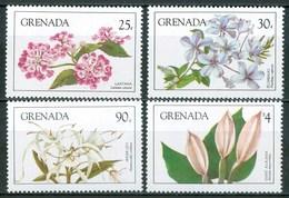 1984 Grenada Fiori Flowers Fleurs MNH -Ye99 - Grenada (1974-...)