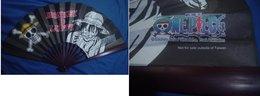 One Piece : Folding Fan - Merchandising