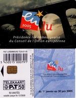TARJETA TELEFONICA DE LUXEMBURGO. TS34 (089) - Luxembourg