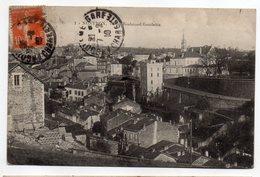 NONTRON --1910 -- Vue Générale ,vue Du Boulevard Gambetta - Nontron