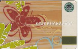 GREECE - Summer Trio, Starbucks Card, CN : 6027, Unused - Gift Cards