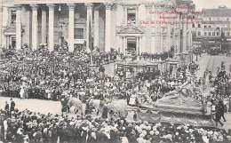 BRUXELLES - Cortège Historique.  Groupe XI.  Expansion Coloniale;  Char De L'Afrique Par Crespin Et Samuel - Fêtes, événements
