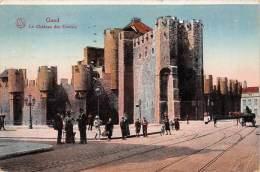 GAND - Le Château Des Comtes - Gent