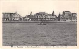 OSTENDE - Le Kursaal Vu De La Mer - Oostende