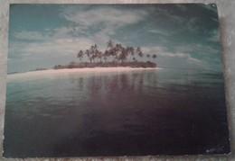 Asia - Maldives - Unihabited Island 1983 - Maldive