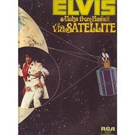 ELVIS  PRESLEY    °°  ALOHA FROM HAWAII  VIA SATELLITE  DOUBLE ALBUM - Vinyl Records