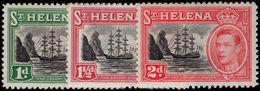 St Helena 1949 Ships Unmounted Mint. - Saint Helena Island