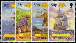 St Helena 1997 Discovery Of St Helena (1st Issue) Unmounted Mint. - Saint Helena Island