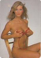 PORTUGAL POCKET CALENDAR 1984 - NUDE WOMAN - FEMME NUE - Calendars