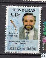 ##24, Honduras, Salvador Moncada, Oxide Nitrique, Médecine, Métabolisme, Medicine, Chimie, Pharmacologie, Chemistry, Tie - Honduras