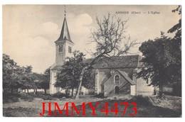 CPA - L' Eglise En 1941 - ANNOIX ( Canton De Trouy - Arr. De Bourges ) 18 Cher - Bourges