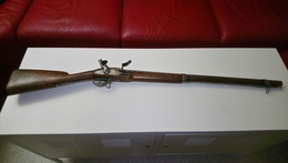 Fusil Réglementaire Français An 9 (1777) - Decorative Weapons