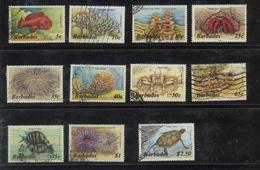Barbados Marine Life Fish To $2.5 Fine Used - Barbados (1966-...)
