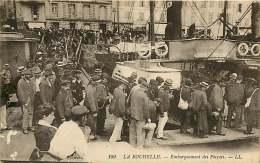160418  - 17  LA ROCHELLE Embarquement Des Forçats - Bateau Le COLIGNY - LL 199 - La Rochelle