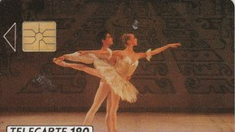 TELECARTE 120  MONACO  LES BALLETS DE MONTE-CARLO - Monaco