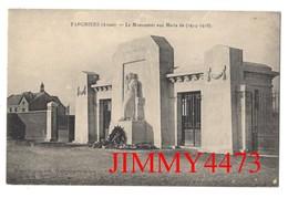 CPA - Le Monument Aux Morts De ( 1914 - 1918 ) FARGNIERS ( Arr. De Laon ) 02 Aisne - Photo-Edit. Lépine St-Quentin - Monuments Aux Morts