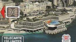 TELECARTE 120  MONACO  MONTO CARLO - Monaco