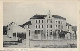 CHENOVE Les écoles - Chenove