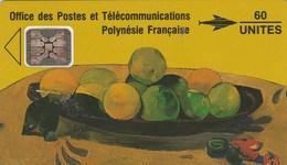 POLYNESIE FRANCAISE  60 UNITES - French Polynesia