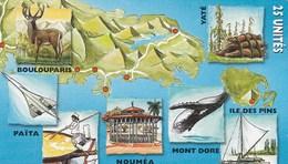 NOUVELLE CALEDONIE  25 UNITES - New Caledonia