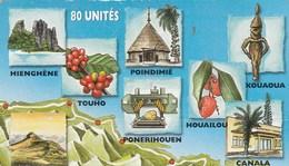 NOUVELLE CALEDONIE  80 UNITES - New Caledonia