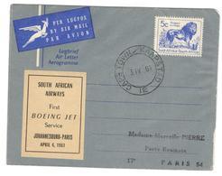 1589 - Aérogramme - Poste Aérienne