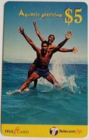 Aquatic Playtime $5 - Fiji