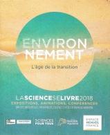 Programme - Environnement L'âge De La Transition : Lasienceslivre2018 (Espace Mendès-France Poitiers) - Programmi