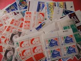 FRANCE FACIALE + 230 EUROS NEUFS** LUXE 146 BLOCS DE 4 - Blocs & Feuillets
