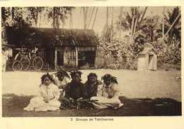 Groupe De Tahitiennes RV - Polynésie Française
