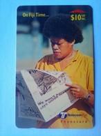 28FJD Fiji Time $10 - Fiji