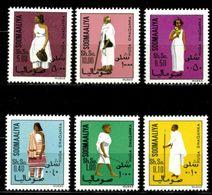 SOMALIA - 1975 COSTUMES - Somalia (1960-...)
