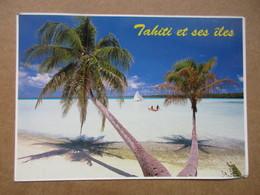 Tahiti - Paysage Féérique De Tahiti Et Ses Iles - Polynésie Française
